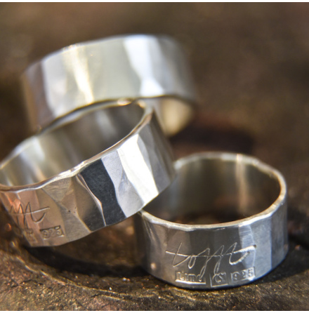 Hamrad ring