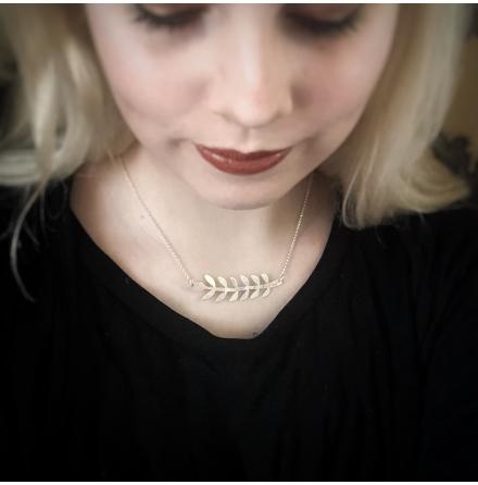 Halsbandet Växa